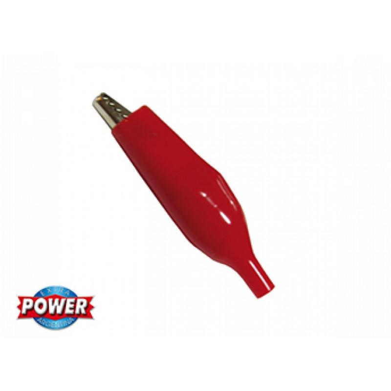genuino mejor calificado buena venta 60% de liquidación Pinza cocodrilo chica roja - Electricidad e Iluminacion ...